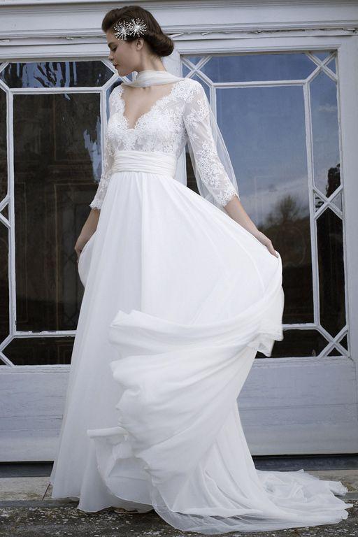 6cf880bf96d Robe de mariée Cymbeline Versailles