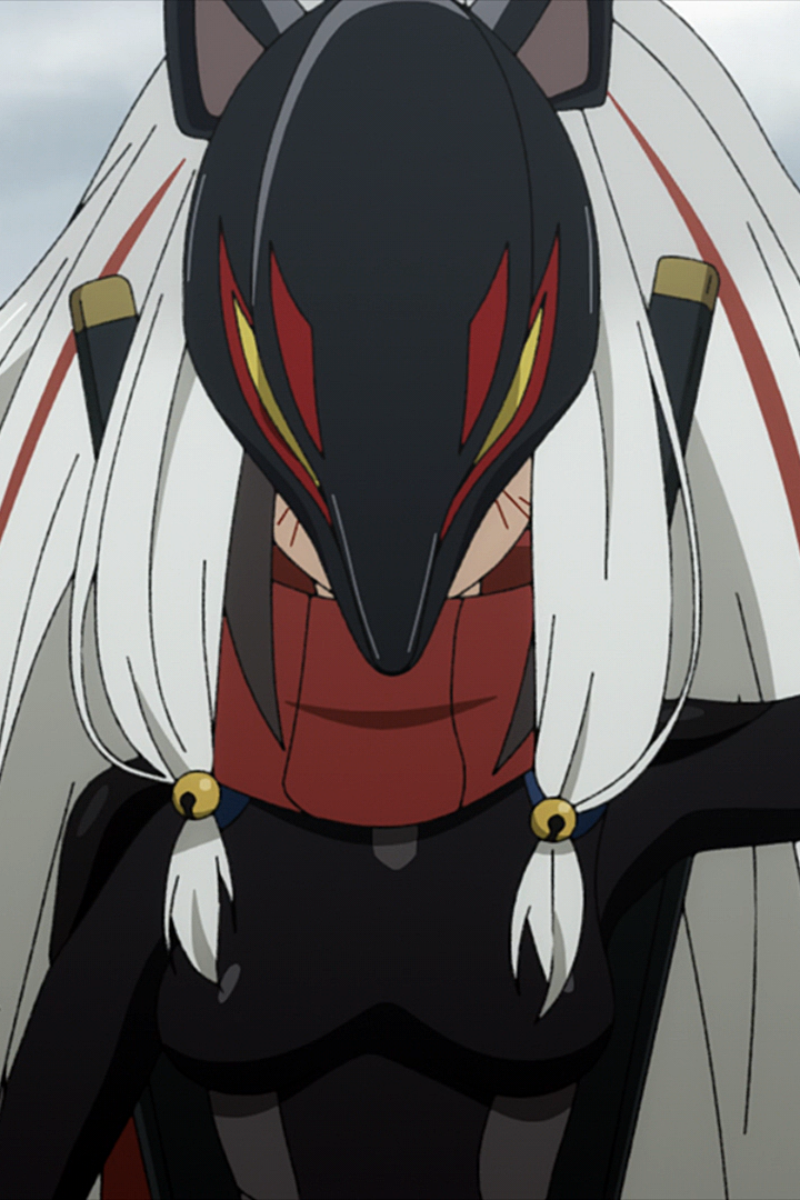 Is the Anime Movie BlackFox Good Anime, Character art