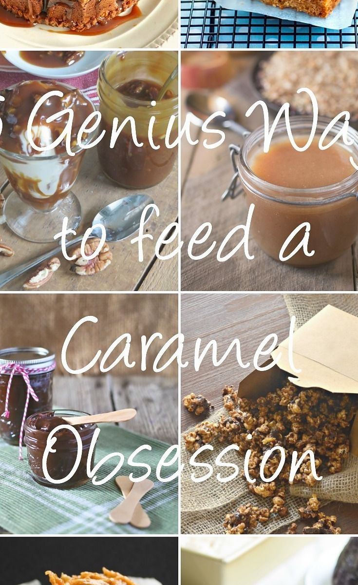 15 Sticky And Delicious Treats All Caramel Lovers Will Drool Over