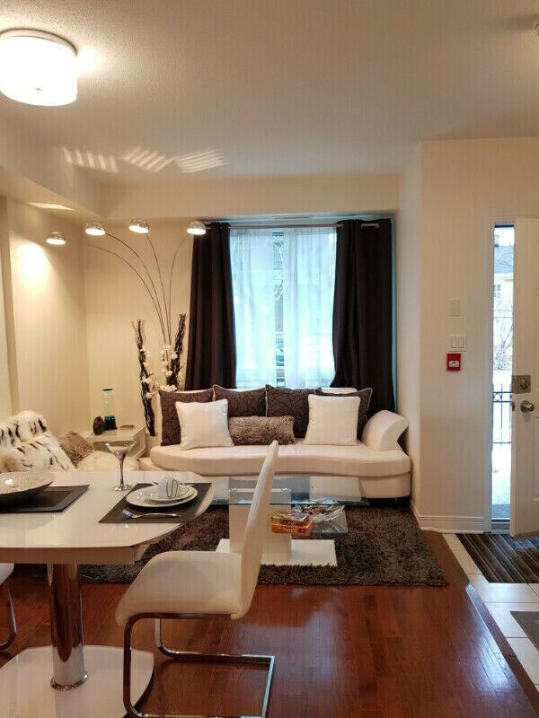 Furnished Beautiful & Modern Condo Apartment in Downtown ...
