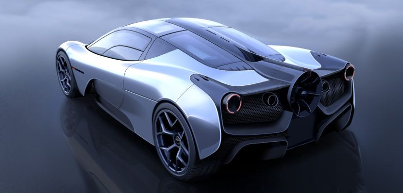 The GMA T.50 is the McLaren F1 Successor the weve been Waiting for