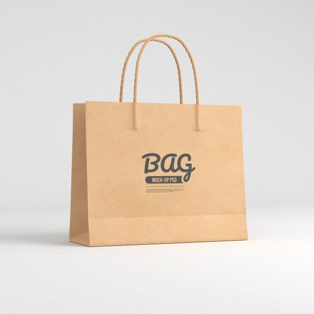 Download Paper Bag Mockup Bag Mockup Paper Bag Paper Mockup