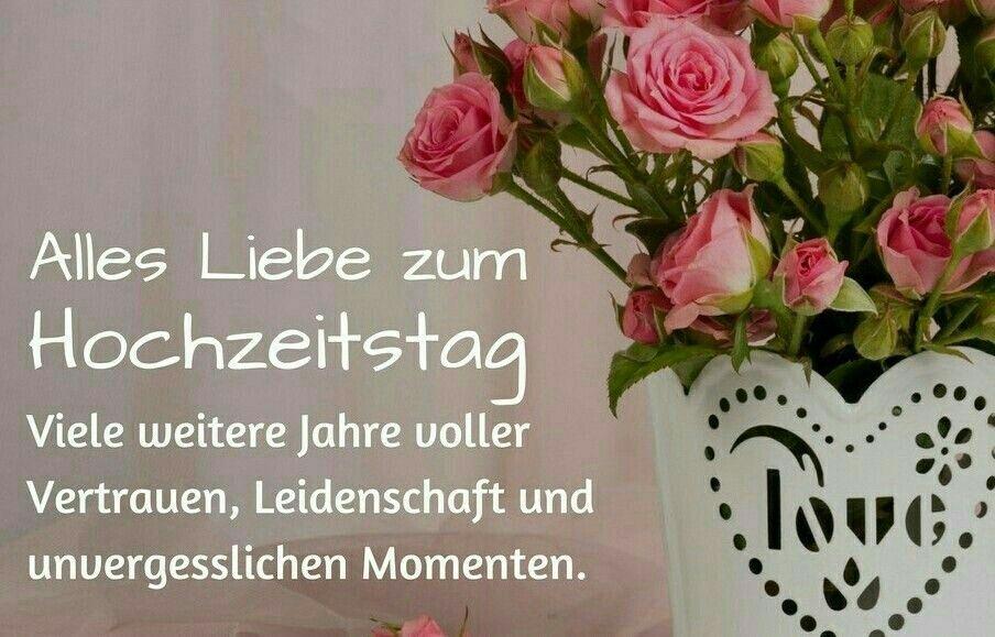 Pin Von Claudia Bohm Auf Besondere Tage Alles Liebe Zum Hochzeitstag Hochzeitstag Ideen Hochzeitstag