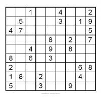 3x3 Very Easy Sudoku 3 Work Fun Math Activities Fun Math Games