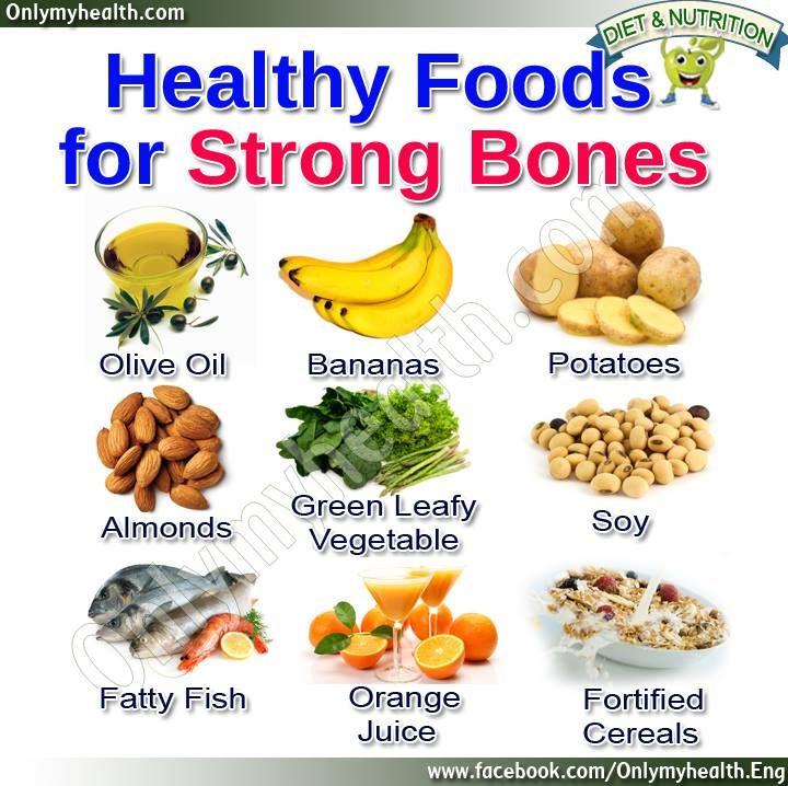 Healthy Foods For Bones Bone Healing Foods Food For Strong Bones Health Food