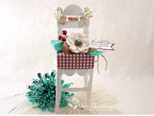 Chair-ish - gift was created using the Chair-ish You Template and products from www.mytimemadeeasy.com