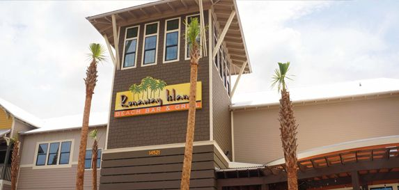 Runaway Island Seafood Restaurant On Panama City Beach Brand New And The Best We Went Vacation