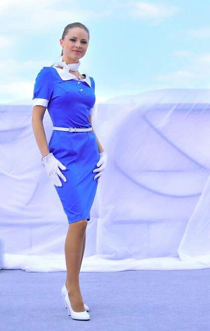 Windrose Airlines Uniform  Airline uniforms  Flight attendant Airline uniforms Cabin crew