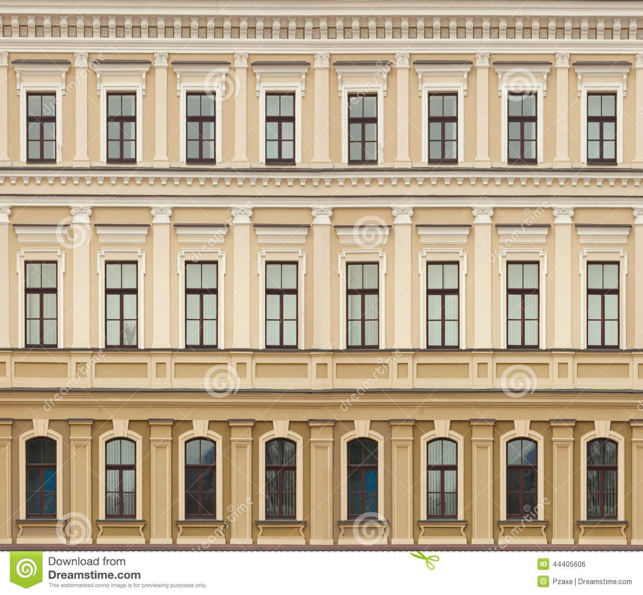 Neoclassical Architecture Elements
