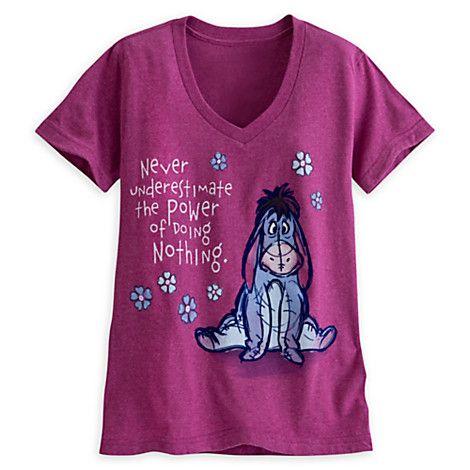 Disney Womens Classic Piglet T-Shirt
