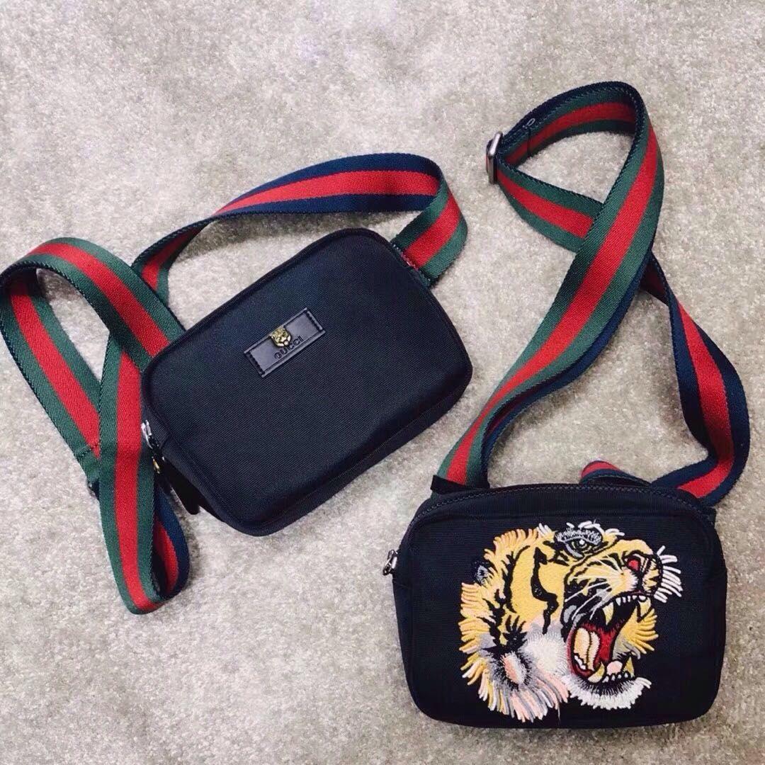5fb21d1ab63dc0 Guicci tiger head shoulder bag | Gucci bag in 2019 | Fashion, Gucci ...