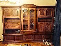 Antiker Schoner Wohnzimmerschrank Wohnzimmerschranke Wohnzimmer Antike Wohnzimmer