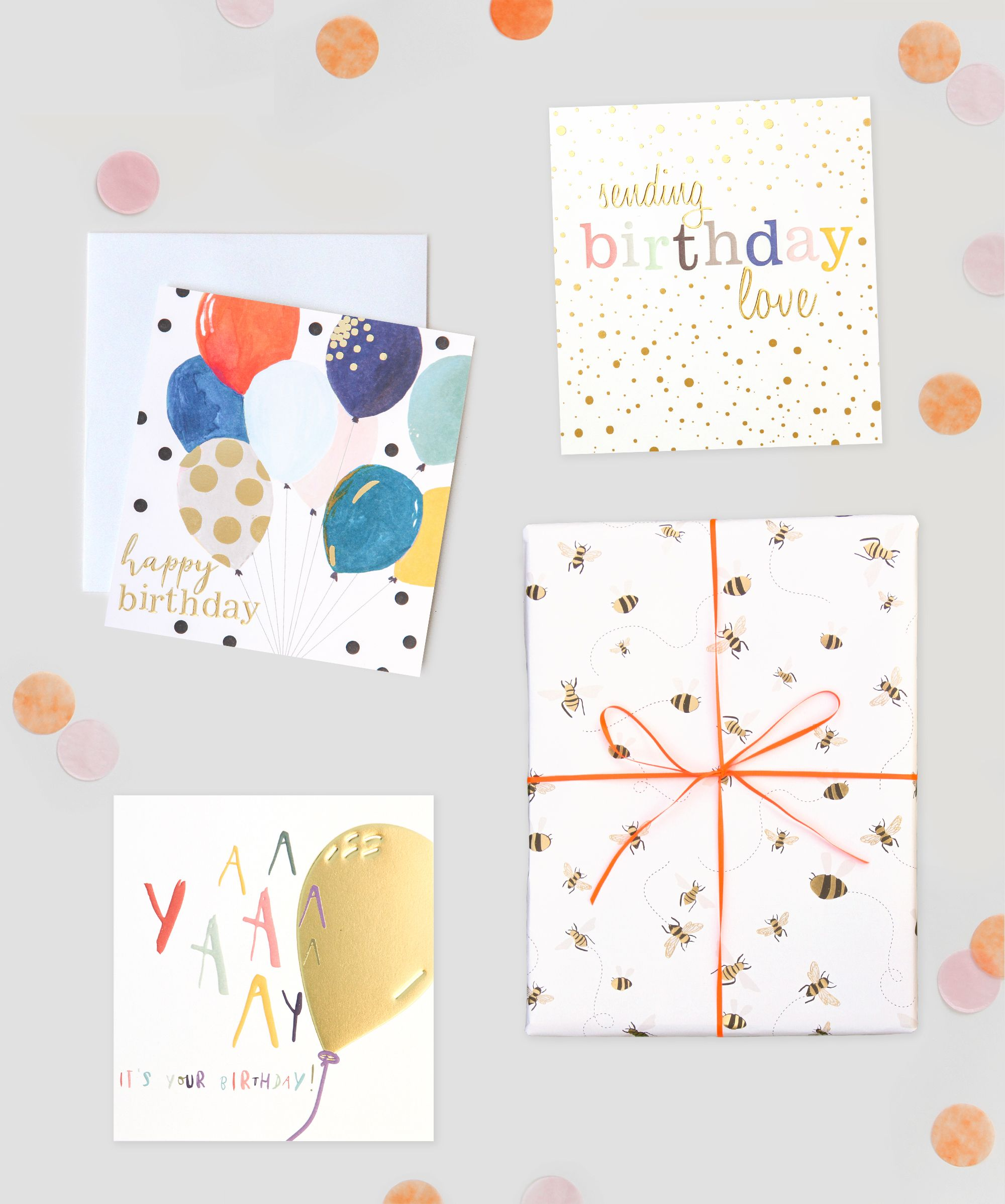 Send Birthday Wishes In Style With Our Huge Range Of Cards To Celebrate Any Age