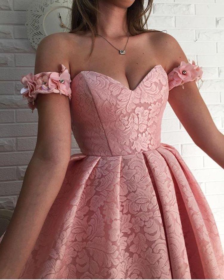 Vestidos curtos de Festas 2018   Vestidos bonitos, Belos