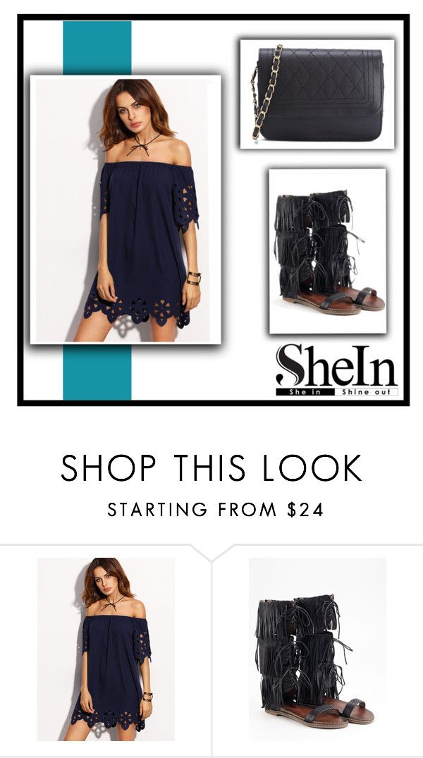 """""""Shein 2./1"""" by b-necka ❤ liked on Polyvore featuring Sheinside and shein"""