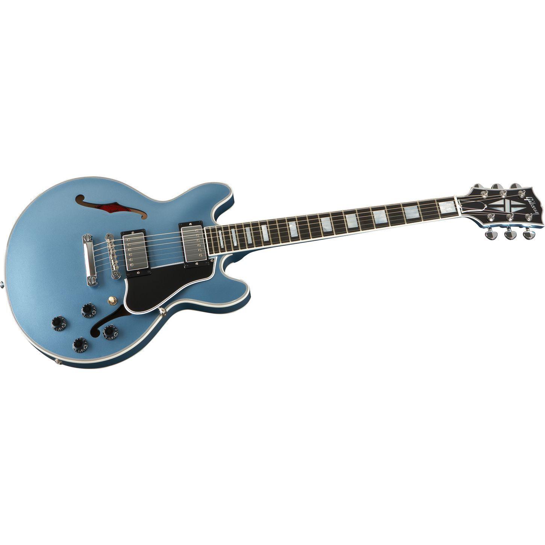gibson es 359 pelham blue turns green as it ages pelham blue