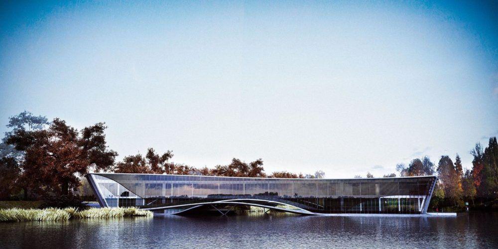 Koncepcja domu kultury – PSW architektura
