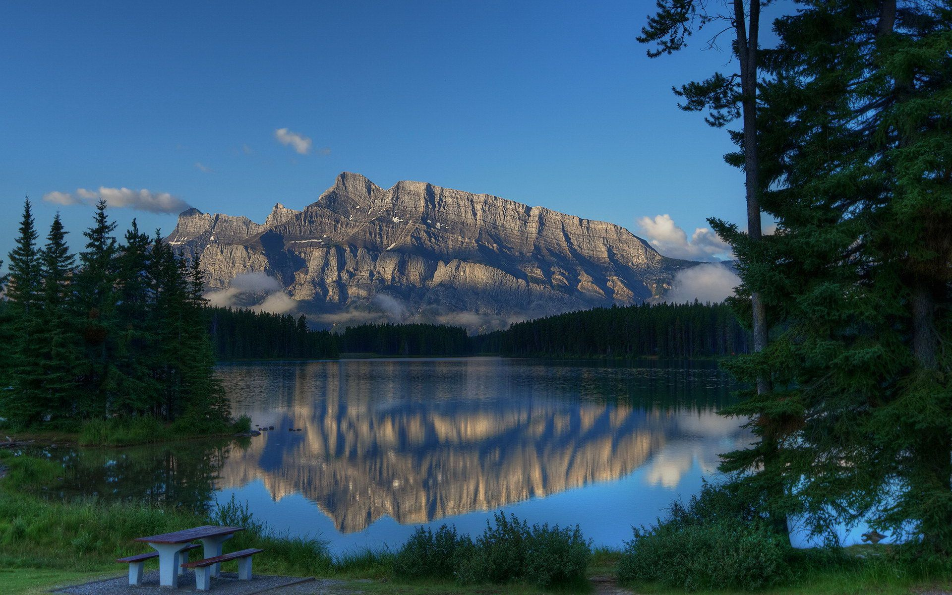 Beautiful scenery wallpapers of canada banff national park for Wallpaper canada