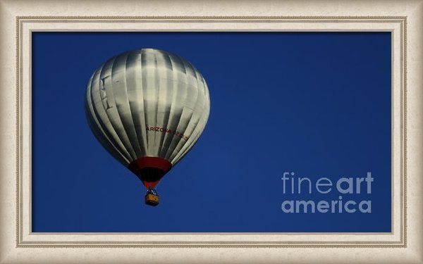 Take To The Sky Framed Print By Chandra Nyleen