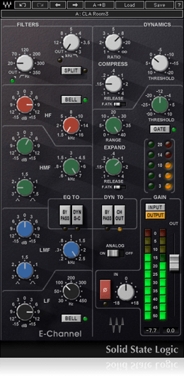 Developed Under License From Solid State Logic The Ssl E Channel Strip Plugin Delivers The Incomparable Sound Of The Channel Strips Waves Plugins Waves Audio