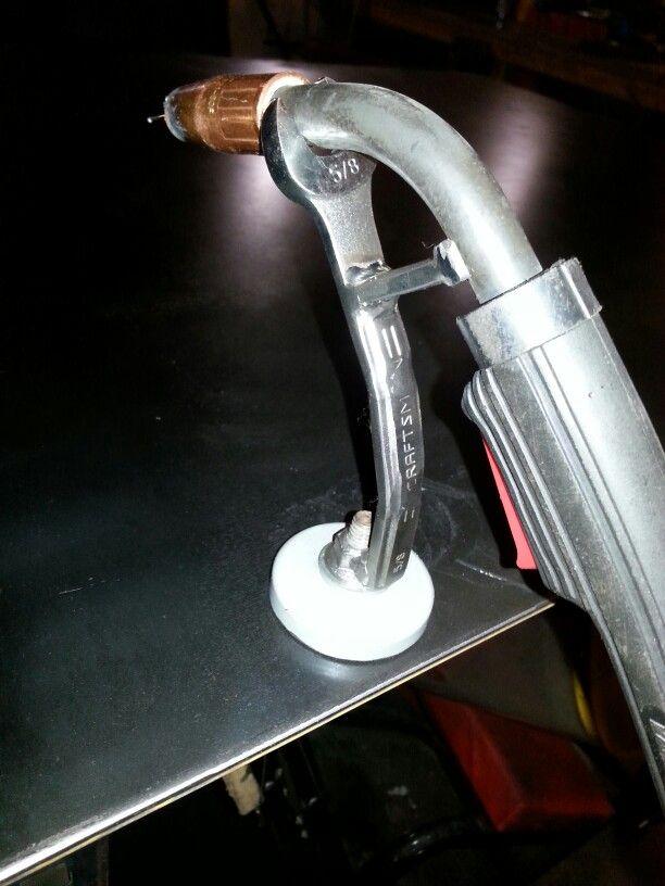Mig gun holder  | everything | Pinte