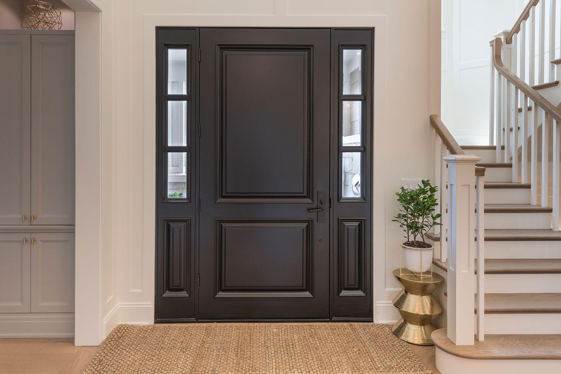 Wood Front Entry Doors In Stock Classic Solid Wood Euro Technology Front Entry Door Db 301 Wood Front Entry Doors Custom Interior Doors Custom Entry Doors