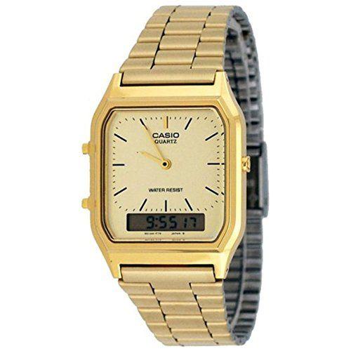 Casio Collection Herren-Armbanduhr Analog / Digital Quarz AQ-230GA-9DMQYES - http://uhr.haus/casio/casio-collection-herren-armbanduhr-analog-quarz