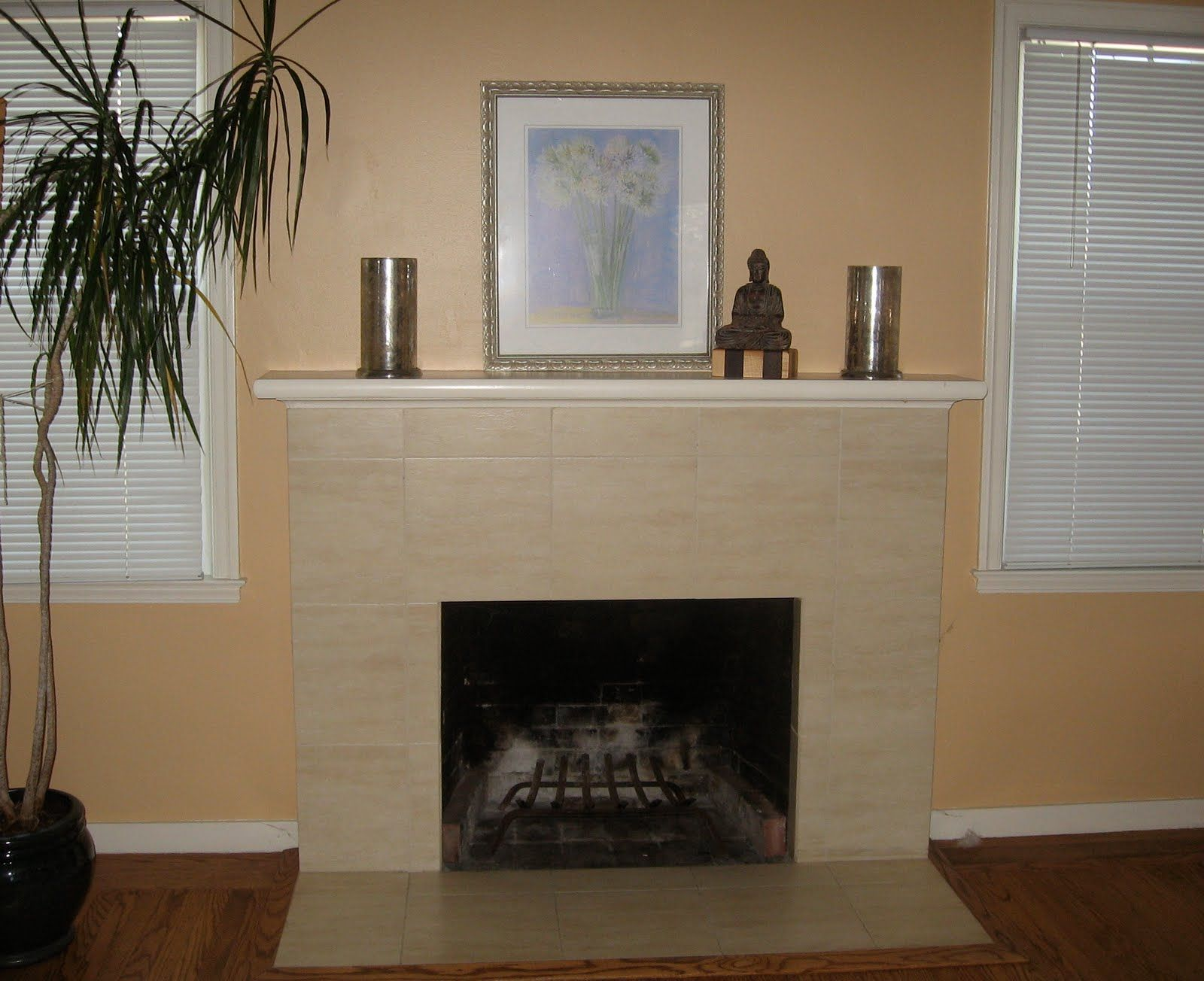Amazing Gas Fireplace Mantel Ideas to Warm Your Winter Time ...