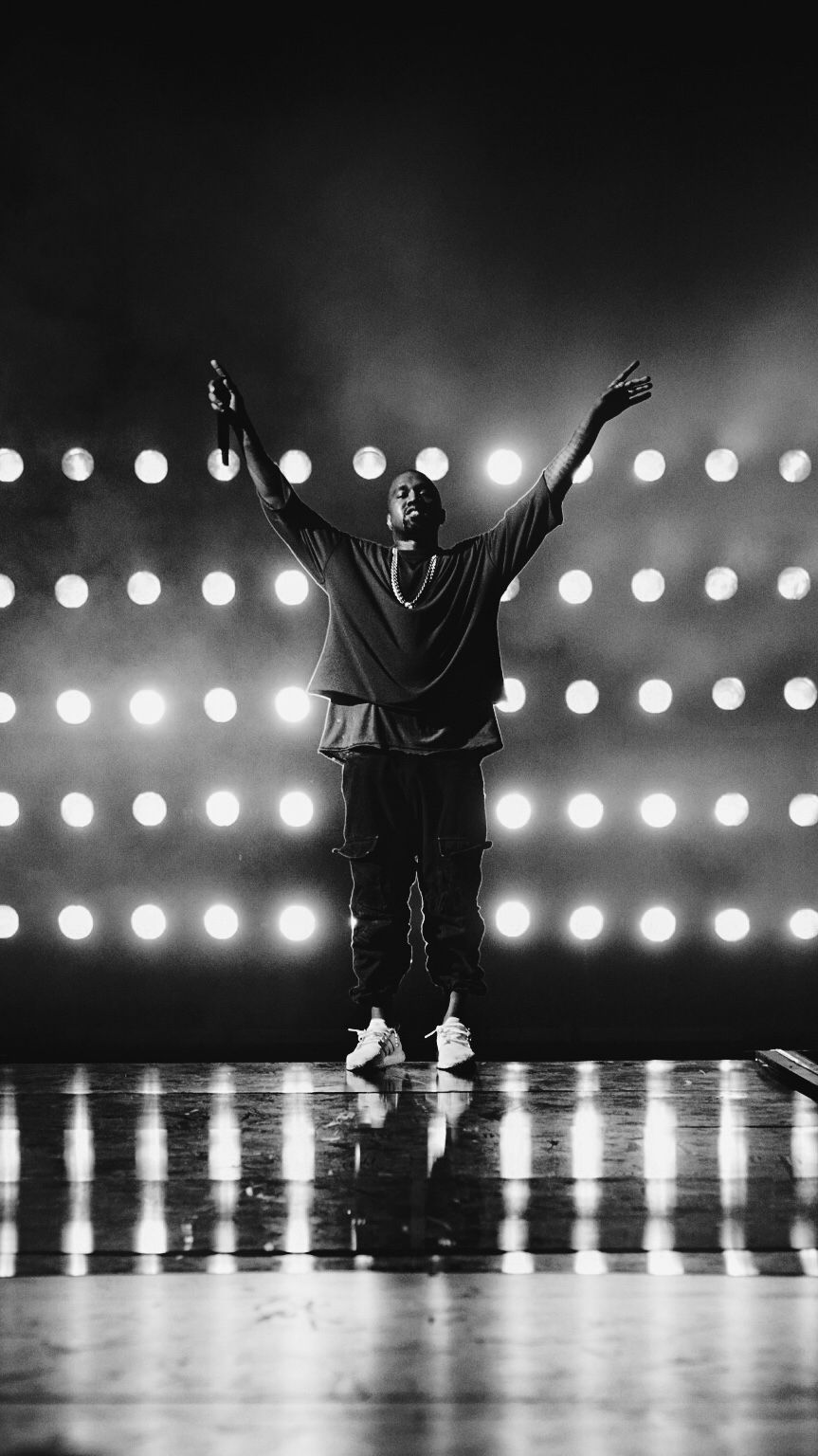 kanyewest (With images) Kanye west wallpaper, Rap