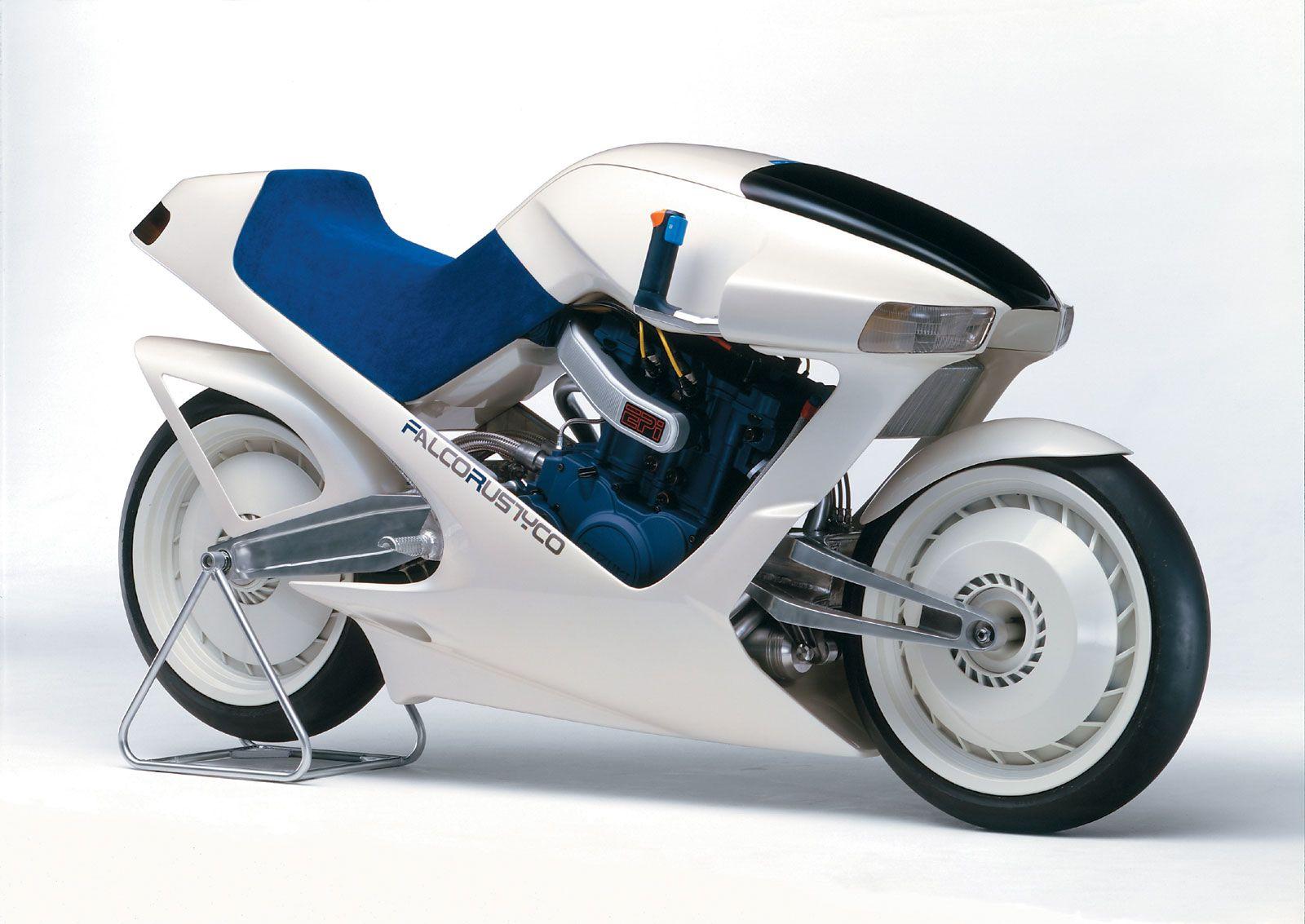 1985 Suzuki Falcorustyco ........Tron (-;