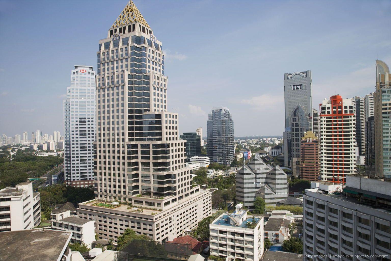 Bangkok, Thailand, Southeast Asia. Asia travel