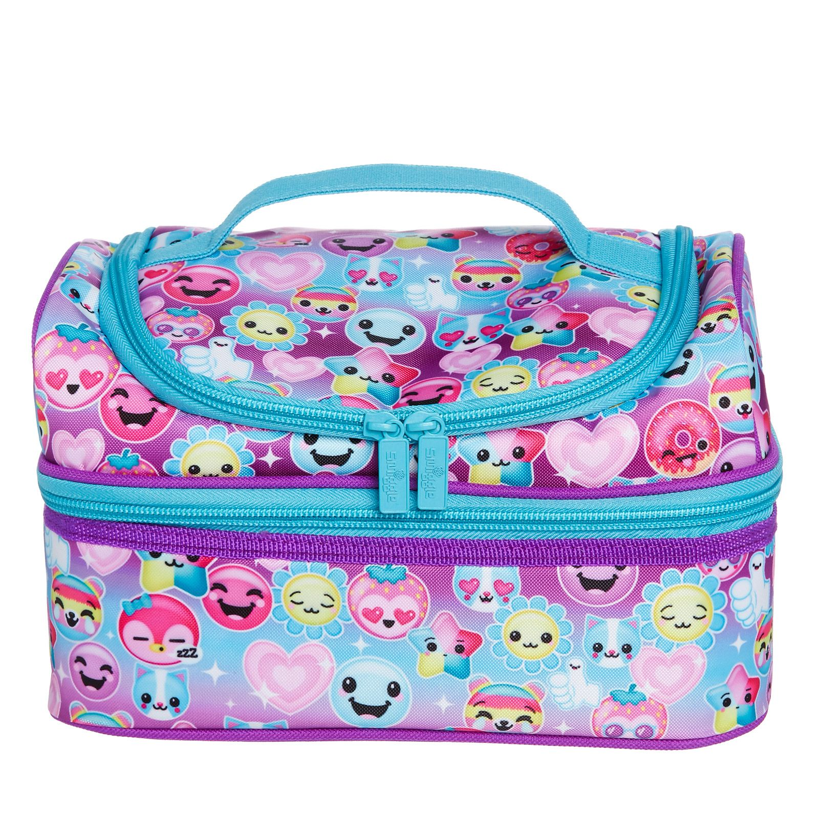 Image for Smiggle Says Lunch Box Double Decker from Smiggle  ea0fe5b6dd97f