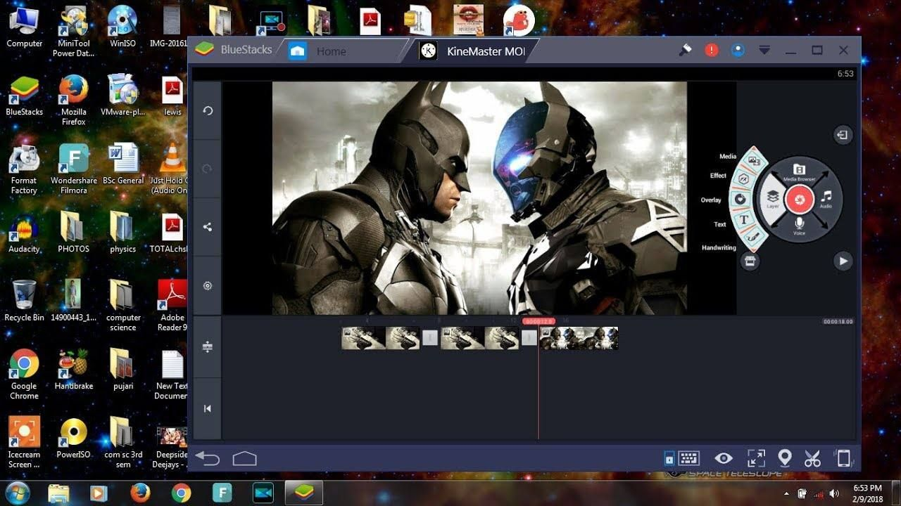 Download KineMaster for PC   Windows [155/ 155/ 155.15/ 15] and Mac ...