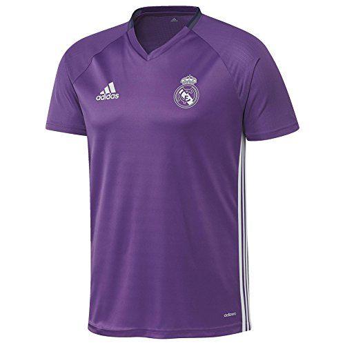 6bd10124d1e4f adidas Real Madrid Cf Trg Jsy Y - Camiseta para niños de 11-12 años ...