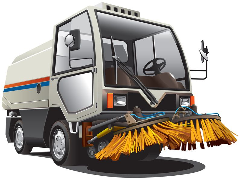 Pin On Parking Lot Sweeping