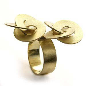 Claude Schmitz  Ring: Let's stay together 2004  Gold