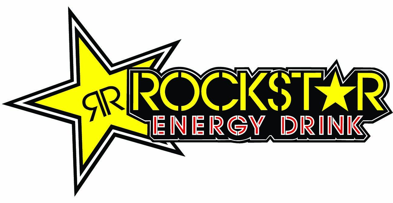 Rockstar Energy Drinks Rockstar Energy Drinks Rockstar Energy Drinks Logo