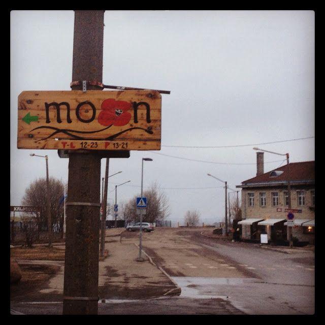 ANNINA IN TALLINNA: Kohvik Moon