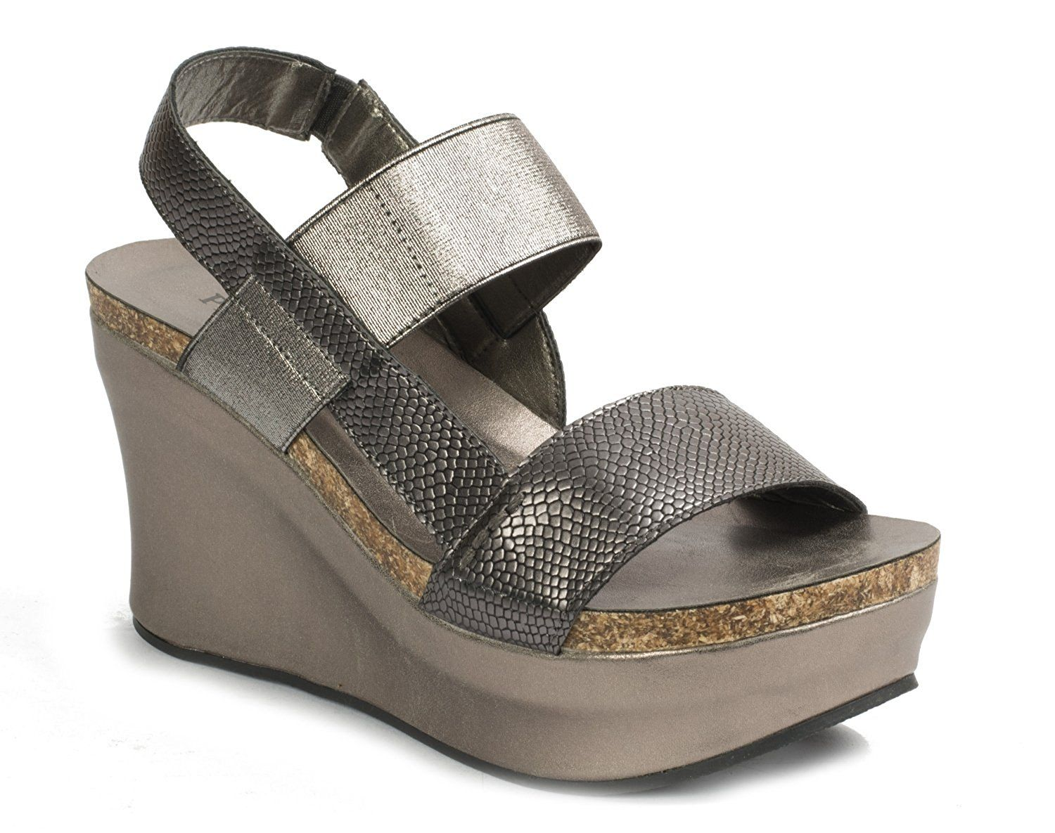 404ab30e3bf Pierre Dumas Hester-8 Women s Strappy Platform Wedge Sandals   Check out  this great product. (This is an affiliate link)  shoestrend