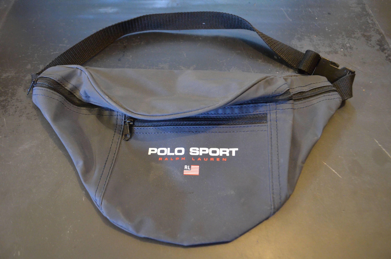 bbf34aa085f9 czech ralph lauren polo sport bum bag d6194 b38d5