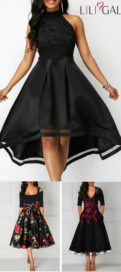 Elegant Prom Dresses 2019