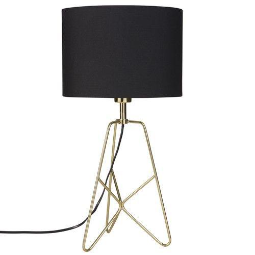 Black Et Cotton Lamp LuminairesSalon LightingPendant 8vmN0wOn
