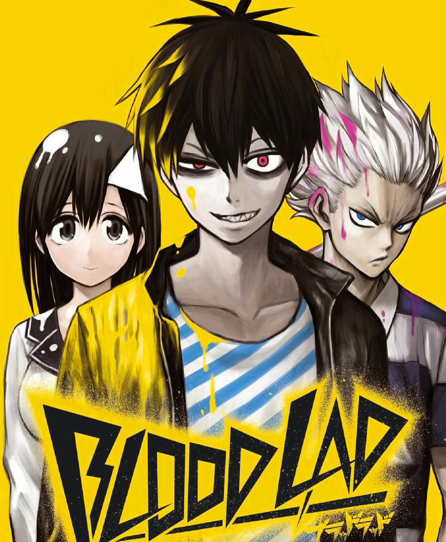 Blood Lad 10 10 OVA BD 1080p MEGA Ultimate Anime HD