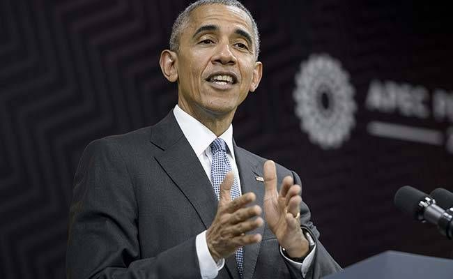 Barack Obama Warns Donald Trump That US Underpins World Order