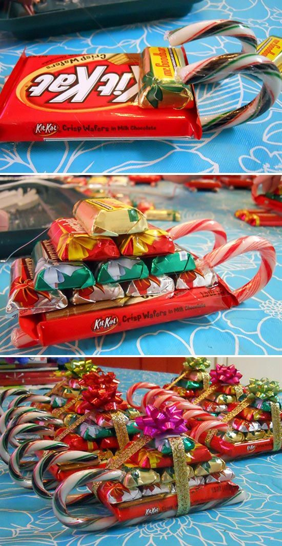 Photo of Candy Sleighs