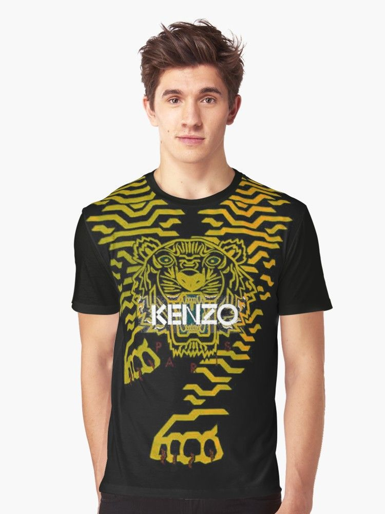e49e4faa36080 tiger new art kenzo love hot cute style fashion 2018 2019 black yellow lion  trend popular shirt sweet case cover