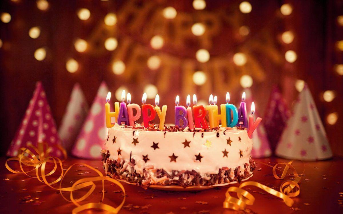 Prepare Surprise With Birthday Cakes Gifts Flowers Cake Happy Birthday Candles Happy Birthday Greetings Birthday Greetings