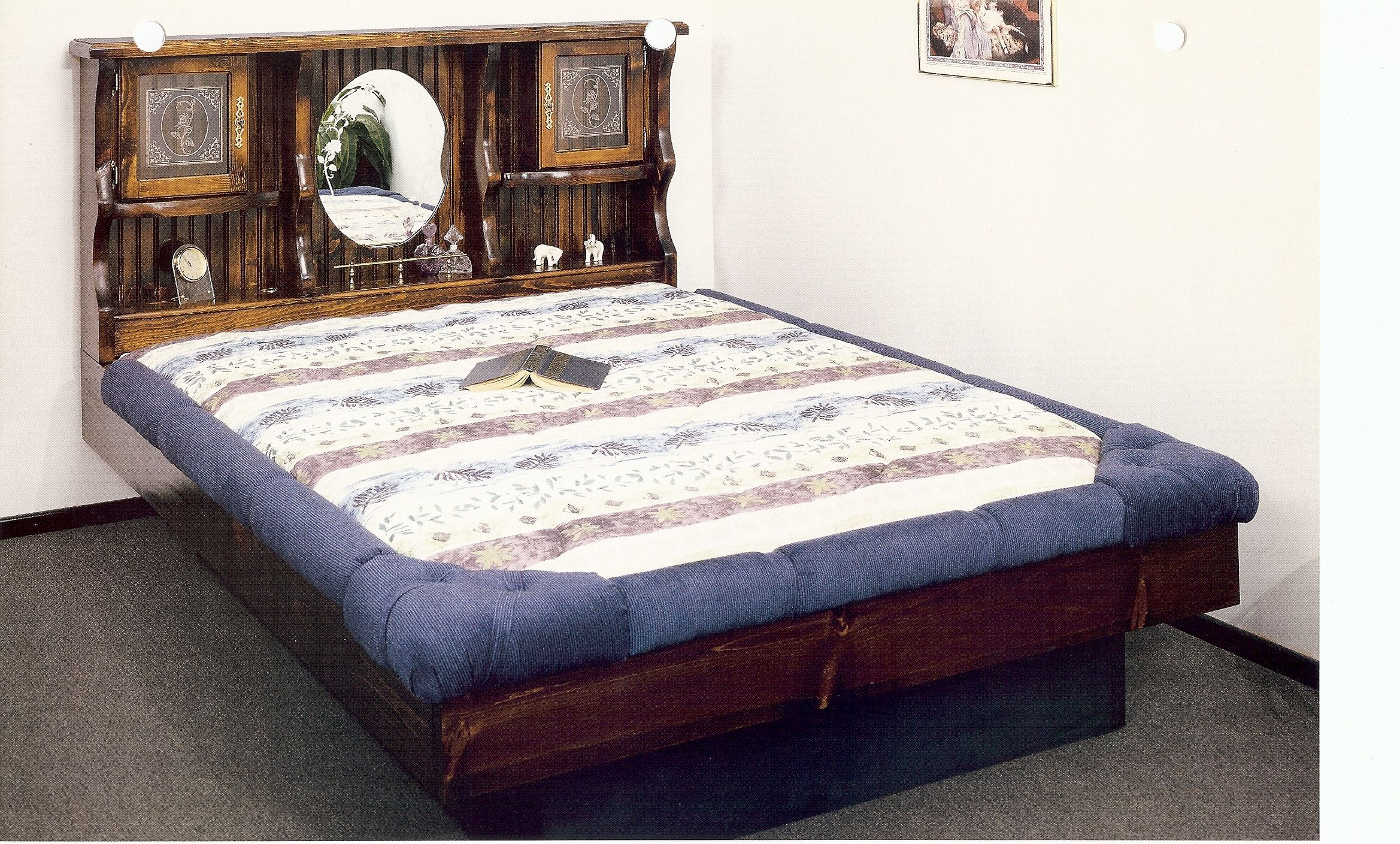 Waterbeds Water bed, Bed frame