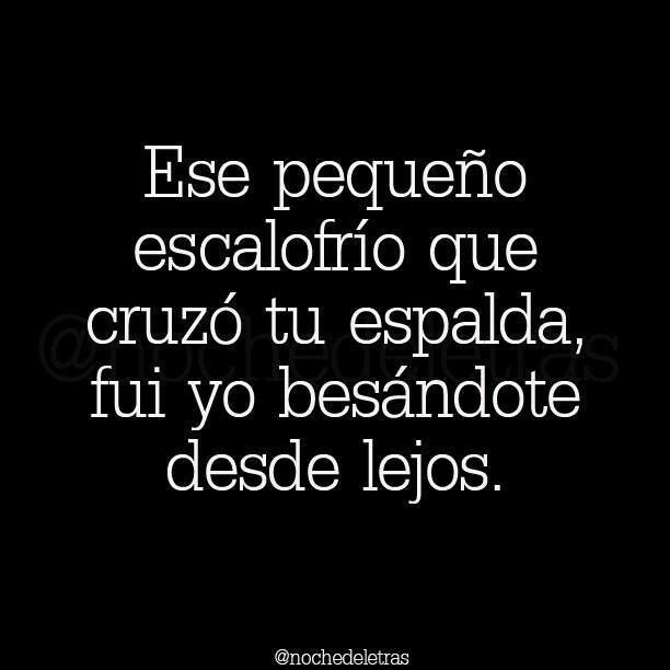 Besos A La Distancia Frases Pinterest Love Quotes Quotes