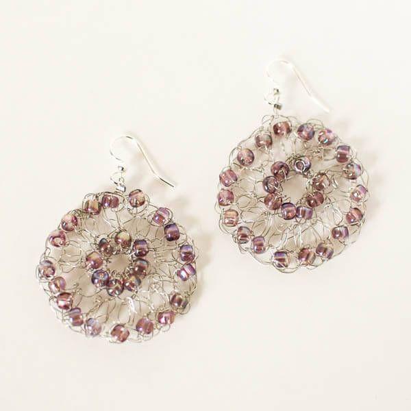 Dsc0191 2 Diy Jewelrysieraden Maken Pinterest Wire Crochet